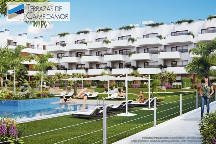 Bild: 3 rum bostadsrätt på Härliga utsikter!, Spanien Campoamor | Torrevieja