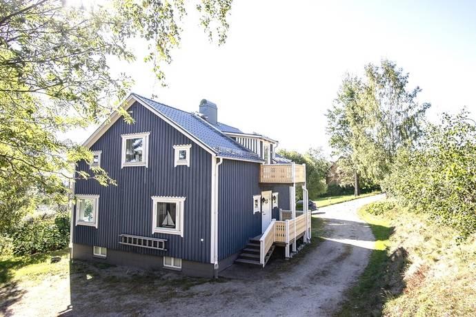 Bild: 4 rum villa på Nybyggarevägen 5, Örnsköldsviks kommun Domsjö