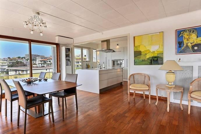 Bild: 5 rum bostadsrätt på Le Cannet, Frankrike Franska Rivieran