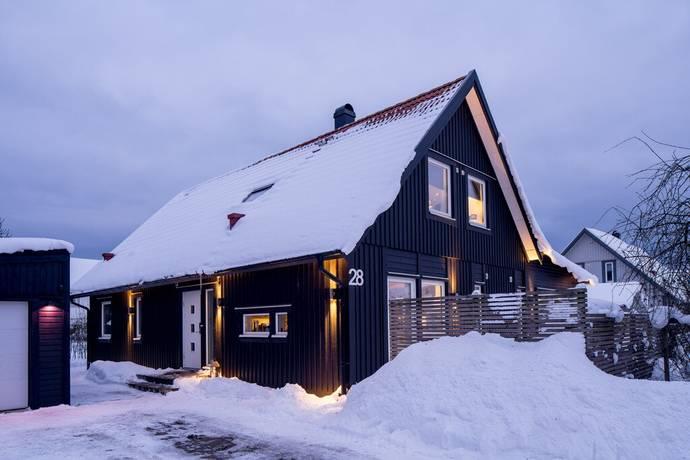 Bild: 6 rum villa på Hans Villius gata 28, Kalmar kommun Ljusstaden