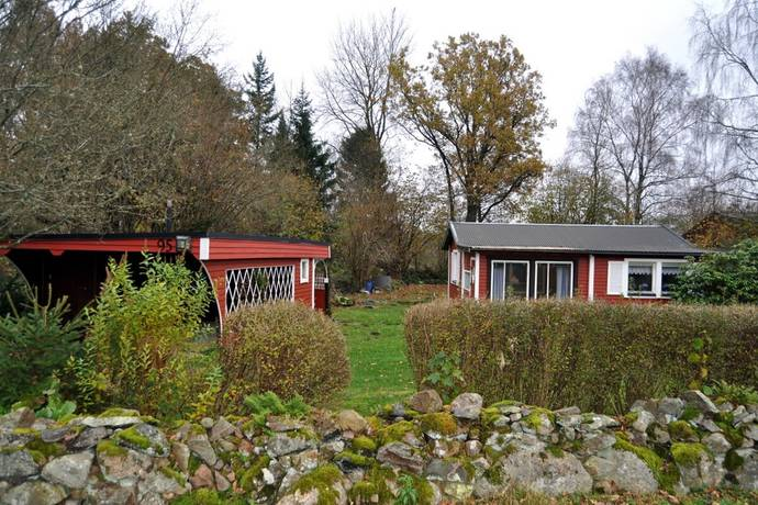 Bild: 3 rum fritidshus på Fundersed Hasselvägen 95, Hörby kommun Fundersed