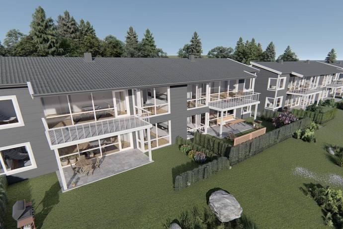 Bild från Gertrudsvik Sjöstad - Äppelträdgården - Kvalitativt & exklusivt boende om 94 kvm med utsikt över den glittrande vattenspegeln på sjön Maren