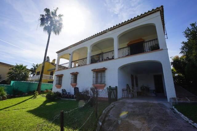 Bild: 5 rum villa på Villa i Estepona, Málaga, Spanien Estepona