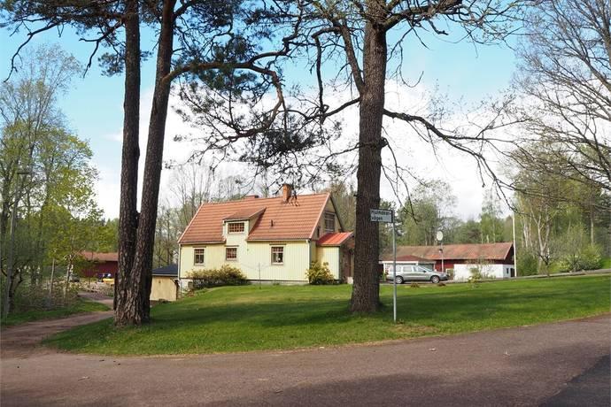 Bild: 6 rum villa på Hjulmakarvägen 2, Filipstads kommun Nykroppa