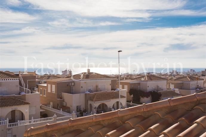 Bild: 3 rum bostadsrätt på Taklägenhet med härlig havsutsikt!, Spanien Torrevieja   Costa Blanca
