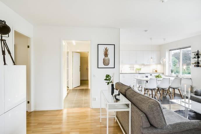 Bild: 3 rum bostadsrätt på Timmermansgatan 18A, Halmstads kommun Centrum