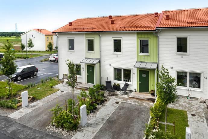 Bild: 4 rum radhus på Växelbruksvägen 60, Haninge kommun Västerhaninge - Nedersta Allé