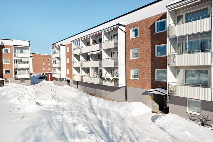 Bild: 2 rum bostadsrätt på Ringvägen 25 D, Bodens kommun Centrala Boden
