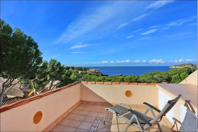 Bild: 2 rum bostadsrätt på Lägenhet i Santa Ponsa, Spanien Santa Ponsa