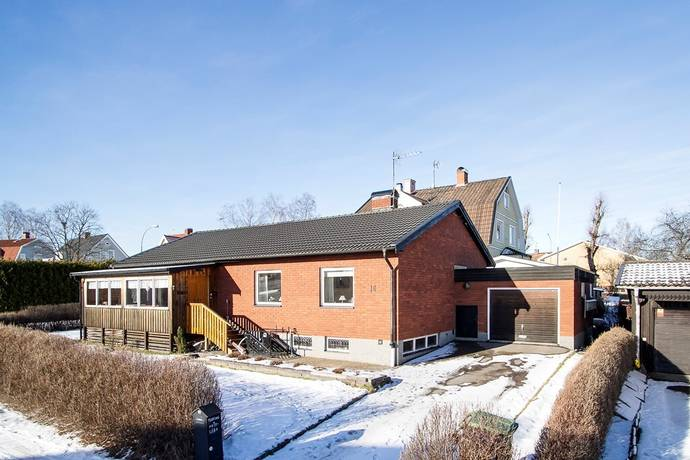 Bild: 4 rum villa på Fiskalsvägen 10, Karlskoga kommun Nedre Skranta