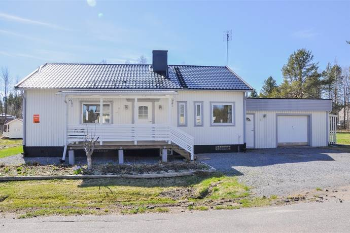 Bild: 4 rum villa på Myrvägen 5, Haparanda kommun Nikkala