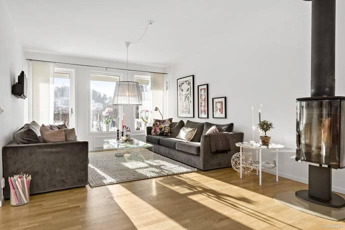 Bild: 5 rum villa på Järpvägen 23, Uppsala kommun Sunnersta