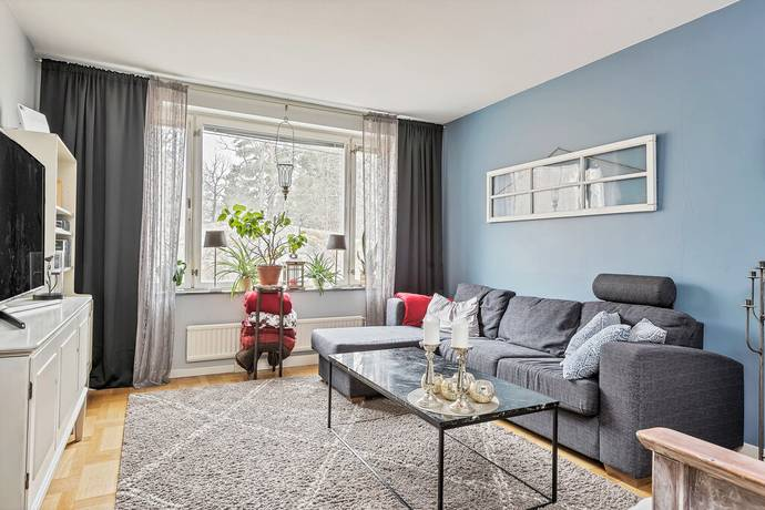 Bild: 2 rum bostadsrätt på Grindvägen 32 C, 2 tr, Norrtälje kommun Grind