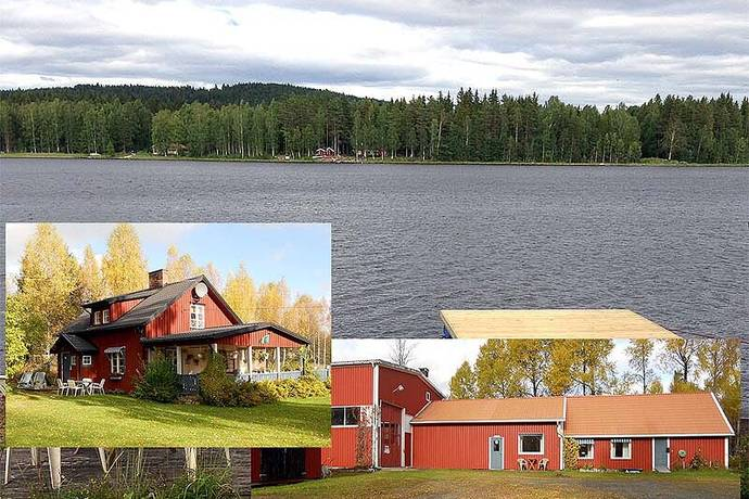 Bild: 4 rum villa på Gröttvål, Tjärnshalla,  Åmotsfors, Arvika kommun Charlottenberg / Värmland
