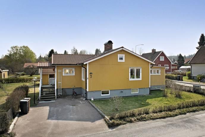 Bild: 4 rum villa på Svedjegatan 3, Hedemora kommun