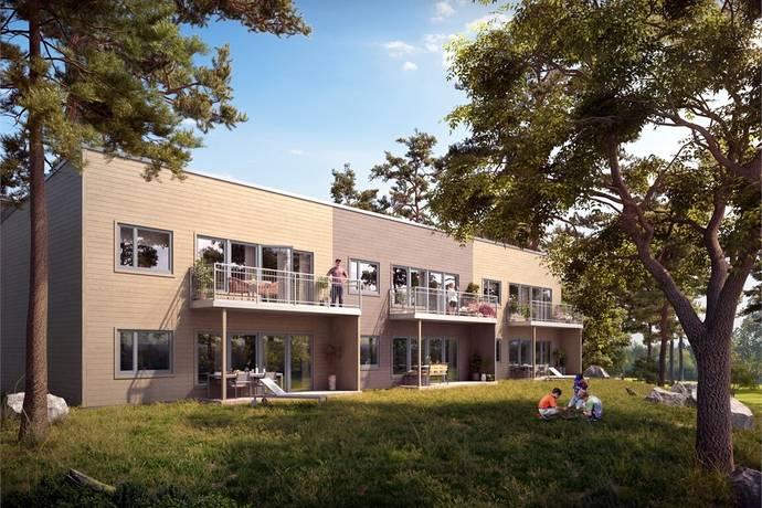 Bild: 3 rum bostadsrätt på Skolvägen 5, Lgh 5-4, Södertälje kommun Mölnbo