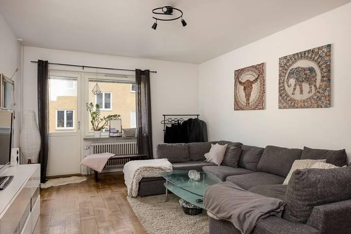 Bild: 2 rum bostadsrätt på Kyrkgatan 23 A, Östersunds kommun Centralt