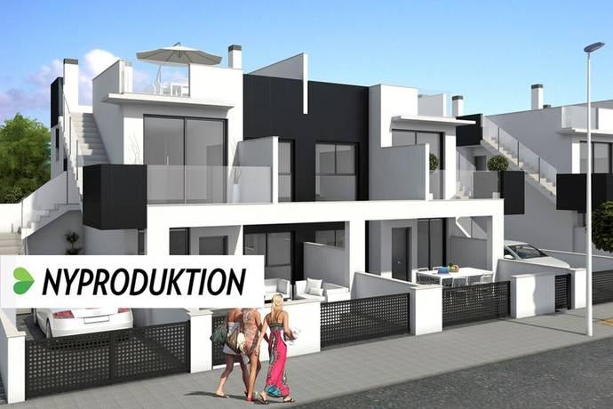 Bild: 3 rum bostadsrätt på Strandnära i El Mojon - nyckelfärdigt, Spanien Torrevieja Söder - Torre de la Horadada