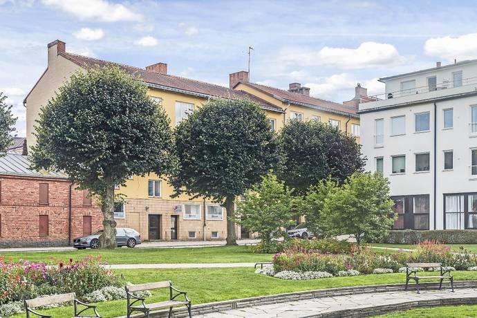 Bild: 2 rum bostadsrätt på Kaplansgatan 5A, Södertälje kommun Centralt