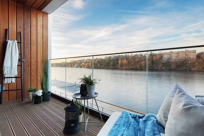 Bild: 4 rum bostadsrätt på Ekensbergskajen 1, vån 1, Stockholms kommun Gröndal