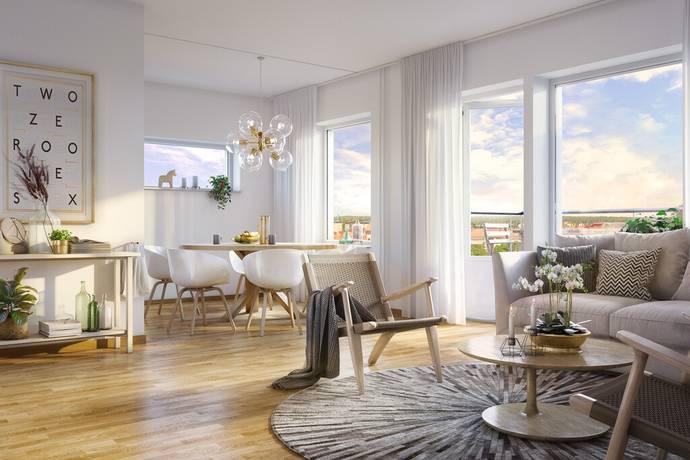 Bild: 1 rum bostadsrätt på Lilla Torg, Enköpings kommun