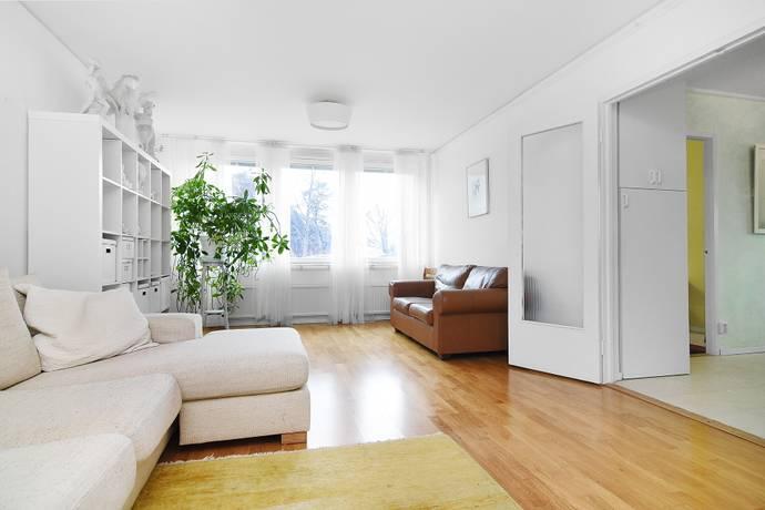 Bild: 4 rum bostadsrätt på Nybohovsbacken 31, 1tr, Stockholms kommun Liljeholmen