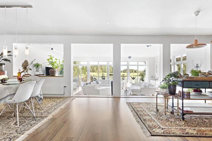 Bild: 5 rum villa på Smensbacken 4473, Bollnäs kommun Freluga