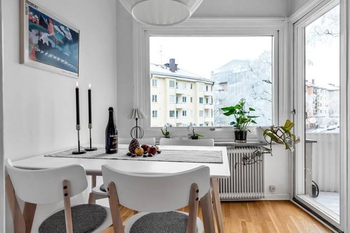 Bild: 1,5 rum bostadsrätt på Smedsbacksgatan 11, 4 tr, Stockholms kommun Gärdet