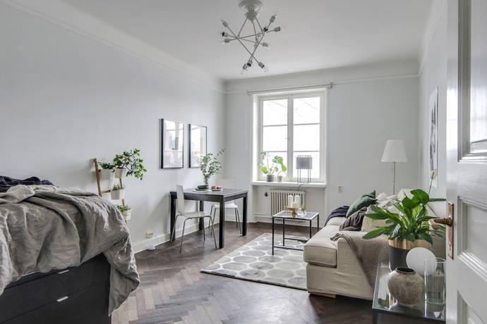 Bild: 1 rum bostadsrätt på Norr mälarstrand 86, Stockholms kommun Kungsholmen - Norr Mälarstrand