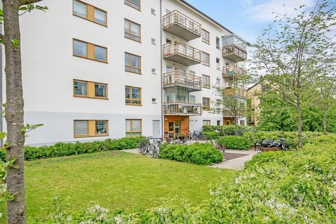 Bild: 3 rum bostadsrätt på Kyrkogatan 9, Sundbybergs kommun Centrala Sundbyberg