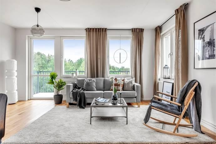 Bild: 2 rum bostadsrätt på Runvägen 5, Österåkers kommun Åkersberga
