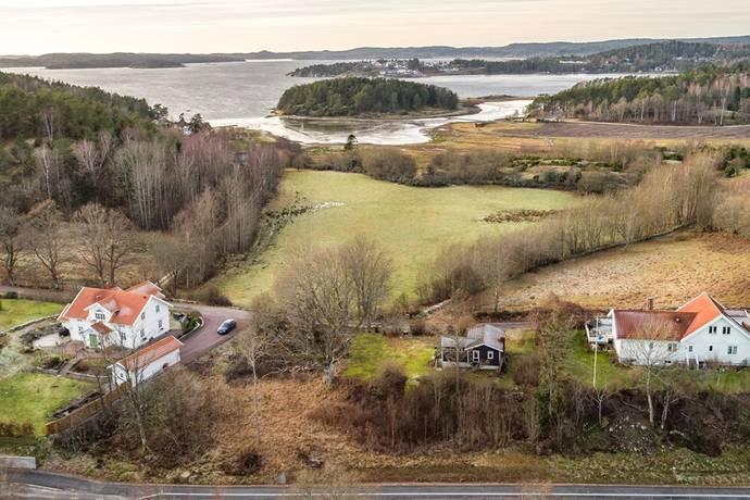 Bild: tomt på Berghem 116, Stenungsunds kommun Kolhättan