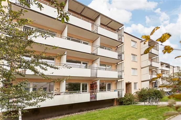Bild: 2 rum bostadsrätt på Järvstigen 14, Solna kommun Bergshamra