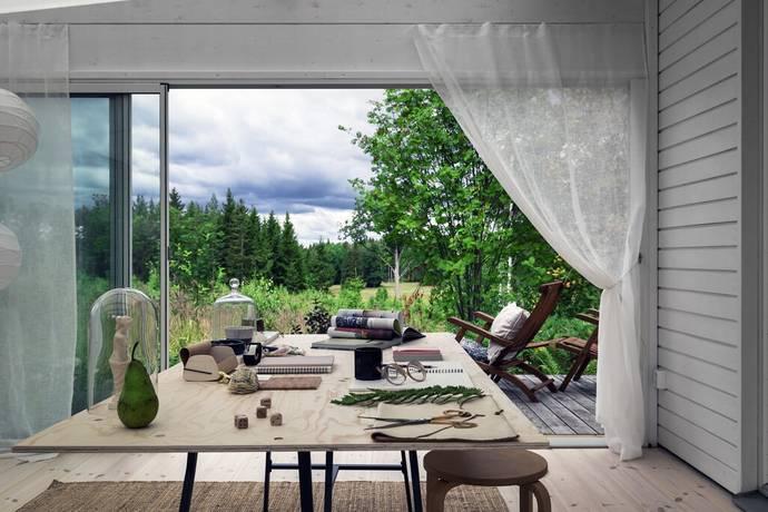 Bild: 5 rum villa på Södra Skogen 3, Nykvarns kommun Mariefred