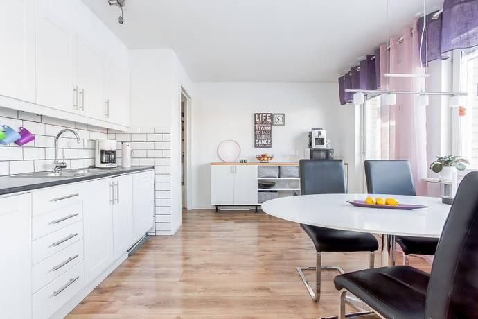Bild: 4 rum bostadsrätt på Kärnvägen 257, Umeå kommun Ersboda