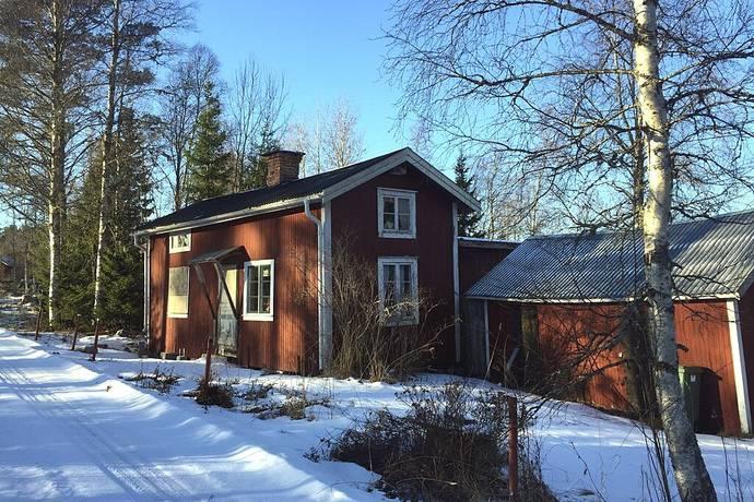 Bild: 3 rum fritidshus på Sågede 210, Hudiksvalls kommun Hudiksvall-Håcksta