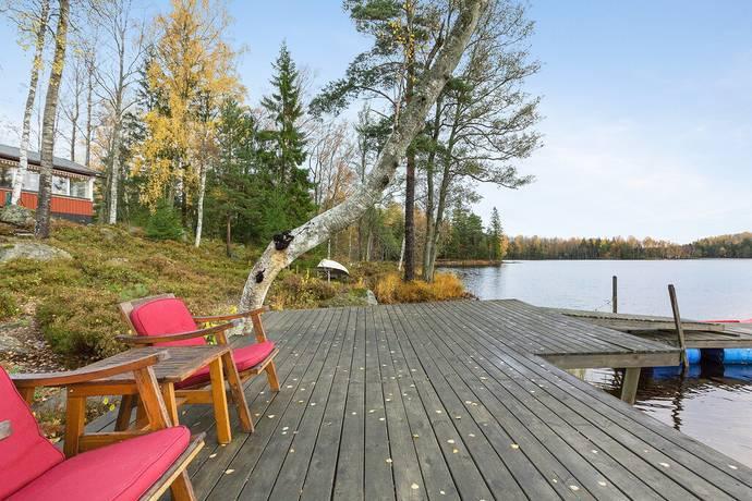 Bild: 2 rum fritidshus på Bosjön 3, Laxå kommun Tived