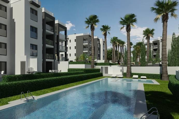 Bild: 3 rum bostadsrätt på Valentino Golf, Spanien Villamartin | Torrevieja