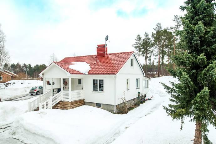 Bild: 4 rum villa på Mossvägen 15, Söderhamns kommun