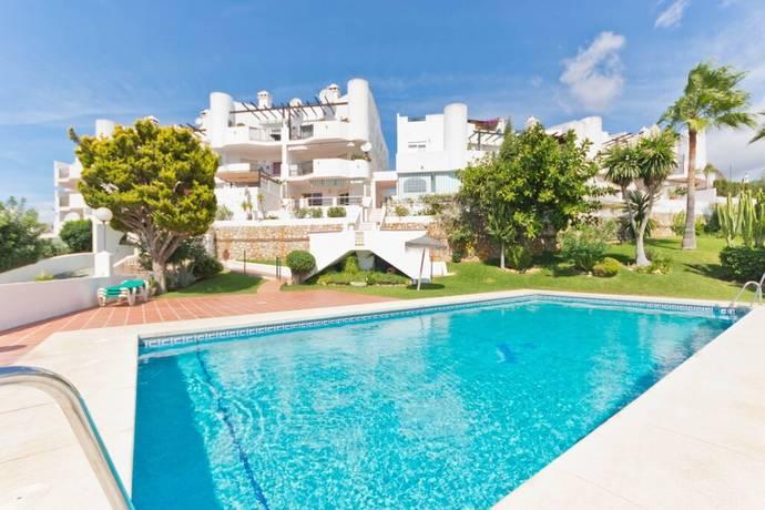 Bild: 3 rum bostadsrätt på Mijas Golf, Spanien Mijas Golf/Costa del Sol