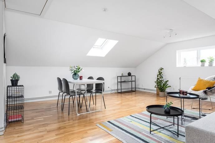 Bild: 2 rum bostadsrätt på Ekkällegatan 8, Linköpings kommun Södra Ekkällan