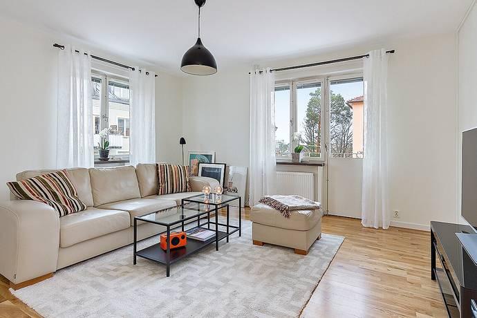 Bild: 3 rum bostadsrätt på Klintbacken 3, Stockholms kommun Mariehäll