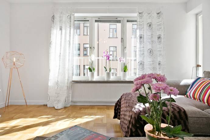 Bild: 2 rum bostadsrätt på Rosenlundsgatan 14, 2 tr, Stockholms kommun Södermalm