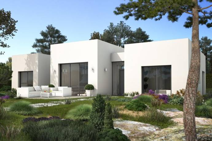 Bild: 4 rum villa på Lyx golf villor, Spanien Campoamor - Costa Blanca