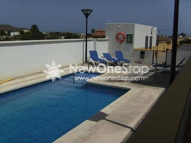 Bild: 3 rum bostadsrätt på Palomares, Spanien Almería
