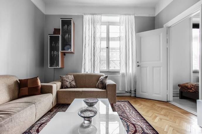 Bild: 2 rum bostadsrätt på Valhallavägen 22A, 3tr, Stockholms kommun Östermalm / Vasastan