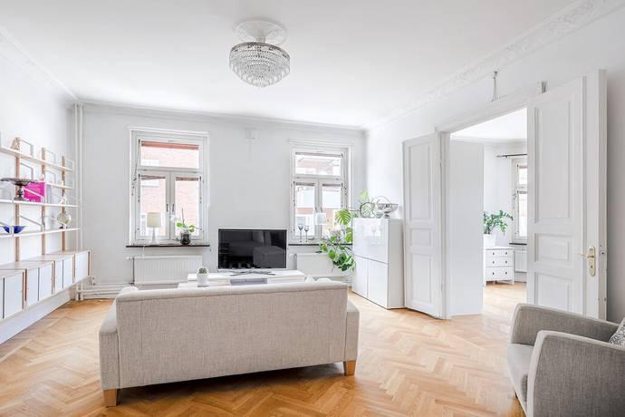 Bild: 4 rum bostadsrätt på Storgatan 38, Trollhättans kommun Trollhättan