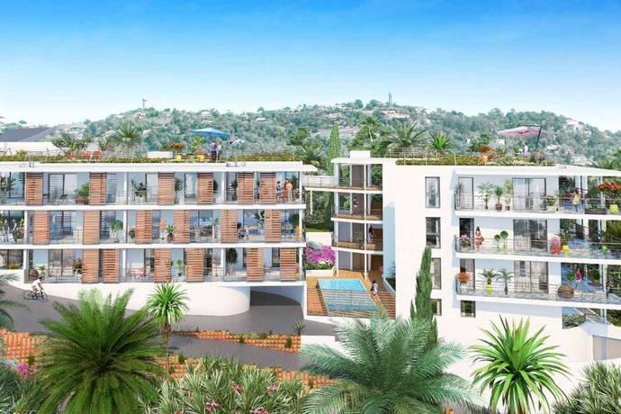 Bild: 3 rum bostadsrätt på Cannes, Frankrike Cannes