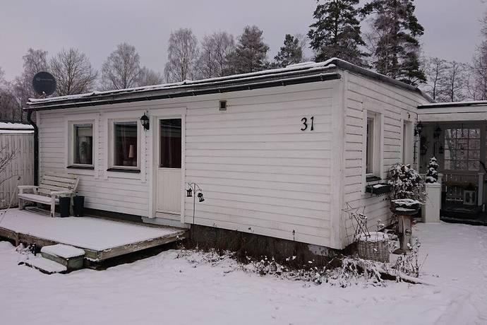 Bild: 3 rum villa på Västra Långgatan 31, Nässjö kommun