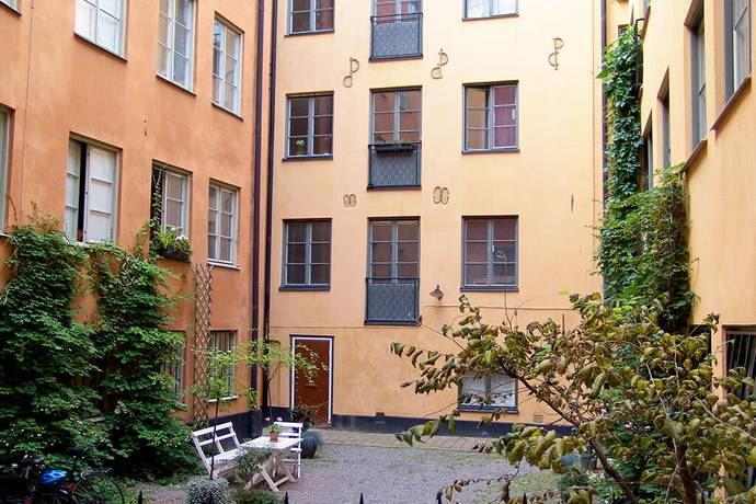 Bild: 2 rum bostadsrätt på Köpmangatan 8, Stockholms kommun Gamla Stan